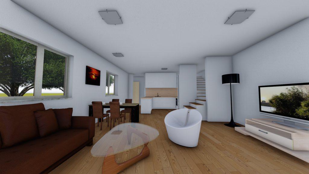 3D interior / 3D visualization